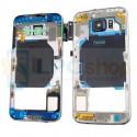 Корпус (средняя часть) Samsung Galaxy S6 G920F Черный