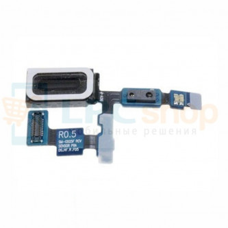 Шлейф слухового динамика Samsung Galaxy S6 Edge G925F и датчика света