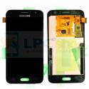 Дисплей Samsung Galaxy J1 (2016) J120F в сборе с тачскрином Черный - Оригинал