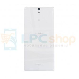 Крышка(задняя) Sony Xperia C5 Ultra Dual E5533 Белая