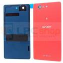Крышка(задняя) Sony Xperia Z3 Compact D5803 Красная