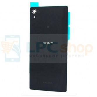 Крышка(задняя) Sony Xperia Z2 D6503 Черный