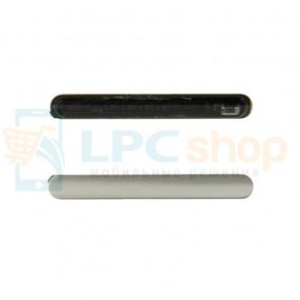 Заглушка для SIM и MicroSD Sony Xperia Z5 Premium Dual (E6833, E6883) Хром