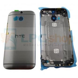 Крышка(задняя) HTC One M8s Серый