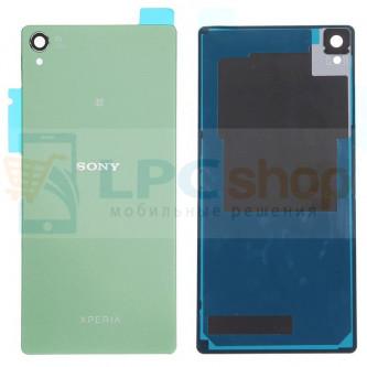 Крышка(задняя) Sony Xperia Z3 D6603 / D6616 / D6653 Зеленый