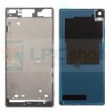 Корпус Sony Xperia Z3 D6603 / D6616 / D6653 Белый (рамка дисплея и крышка)