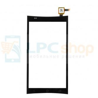 Тачскрин (сенсор) для Acer E700 Черный