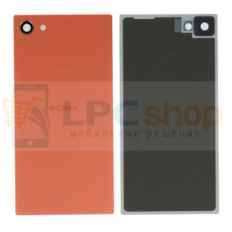 Крышка(задняя) Sony Xperia Z5 Compact E5823 Коралл