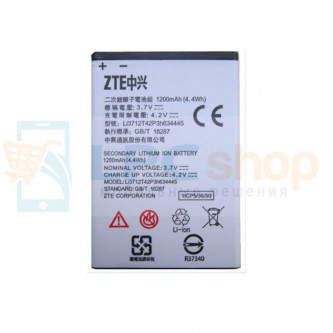 Аккумулятор для ZTE LI3712T42P3H634445 (V815W  Kis 2 Max / L110 / Blade L3 / МТС Smart Start / Start 3) без упаковки