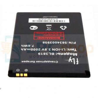 Аккумулятор для Fly BL3819 ( IQ4514 / Evo Tech 4 ) - Оригинал