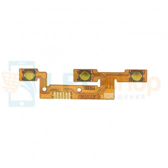 Шлейф Alcatel POP C9 7047D на кнопки громкости / включения