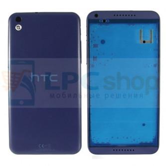 Корпус HTC Desire 816 Синий