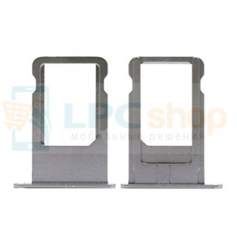Лоток SIM iPhone 6 Серый