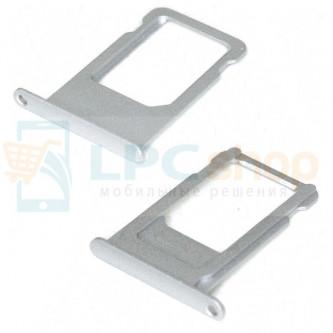 Лоток SIM iPhone 6S Plus Серебро