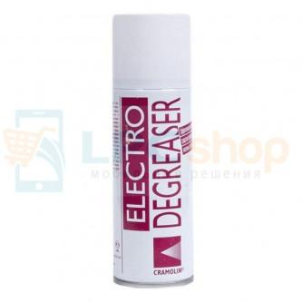 Очиститель Cramolin ELECTRO DEGREASER (400 ml)