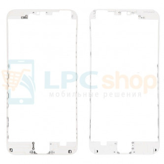 Рамка дисплея для iPhone 6 Plus Белая