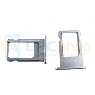 Лоток SIM iPhone 6 Plus Серый
