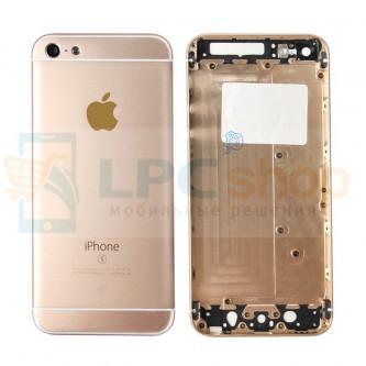 Корпус iPhone 5 дизайн Iphone 6 Золото