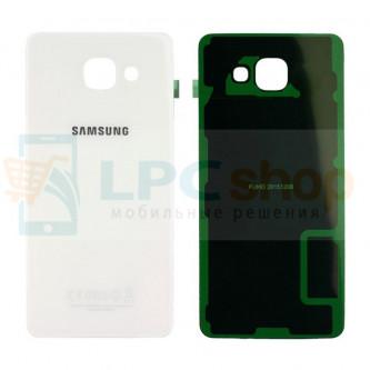 Крышка(задняя) Samsung Galaxy A5 (2016) A510F Белый