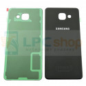 Крышка(задняя) Samsung Galaxy A5 (2016) A510F Чёрная