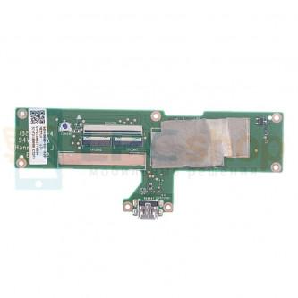 Шлейф разъема зарядки Asus Nexus 7 II (плата)