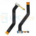 Шлейф разъема зарядки Samsung Galaxy Tab 4 10.1 T530 / T531 / T535  (плата) и микрофона