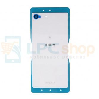 Крышка(задняя) Sony Xperia M5 E5603 / M5 Dual E5633 Белая