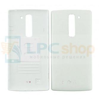 Крышка(задняя) LG G4c H522y Белая