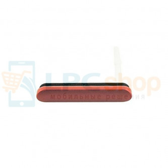 Заглушка для SIM Sony Xperia M4 Aqua ( E2303 ) Коралл