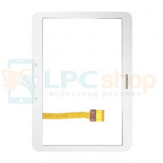 Тачскрин (сенсор) для Samsung Galaxy Tab 4 10.1 T530 / T531 / T535 Белый