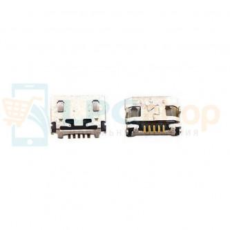 Разъём зарядки Sony Xperia E4 / E4 Dual (E2105 / E2115) (microUSB)