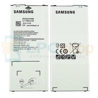 Аккумулятор для Samsung EB-BA510ABE ( Galaxy A5 2016 A510F ) без упаковки