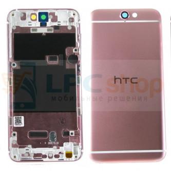Крышка(задняя) HTC One A9 Розовая