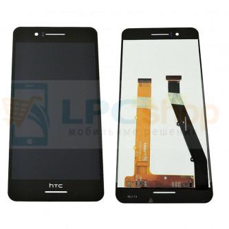 Дисплей для HTC Desire 728G Dual в сборе с тачскрином Черный