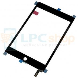 Тачскрин (сенсор) для iPad Mini 4 Черный