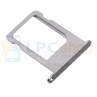 Лоток SIM iPhone 5S / SE Серый