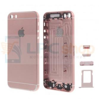 Корпус iPhone 5S дизайн Iphone 6 Розовый