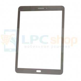 Стекло (для замены / переклейки) Samsung Galaxy Tab S2 (T810 / T815 LTE) Коричневое