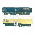 Шлейф Sony Xperia E3 D2203 / E3 Dual D2212 плата вибро / микрофон