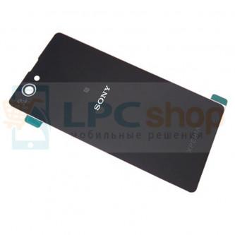 Крышка(задняя) Sony Xperia Z1 Compact D5503 Чёрная