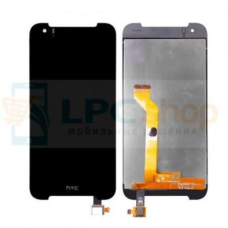 Дисплей для HTC Desire 830 Dual в сборе с тачскрином Черный