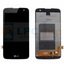 Дисплей для LG K4 K130E LTE в сборе с тачскрином Черный