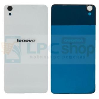 Крышка(задняя) Lenovo S850 Белый