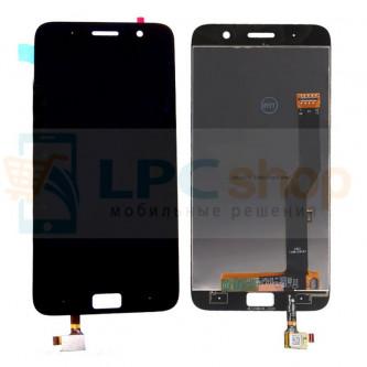 Дисплей для Lenovo Zuk Z1 в сборе с тачскрином Черный