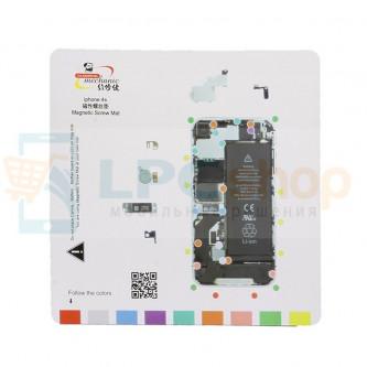 Магнитный коврик (Screw Magnetic mat) для iPhone 4S