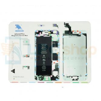 Магнитный коврик (Screw Magnetic mat) для iPhone 6 Plus