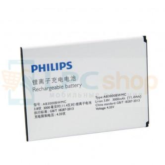 Аккумулятор для Philips AB3000BWMC ( I928 ) без упаковки
