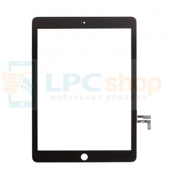 Тачскрин (сенсор) для iPad Air / iPad 9.7 (2017) Черный - Оригинал