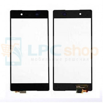 Тачскрин (сенсор) для Sony Xperia Z3+ E6553 / Z3+ Dual E6533 Черный