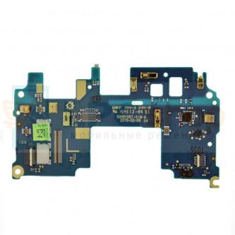 Шлейф HTC One M8s (верхняя плата) на сенсор / микрофон